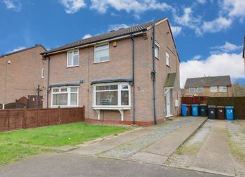 2 bed semi-detached house for sale in Bibury Close, Hull HU8