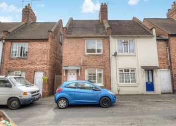 Thumbnail 2 bedroom end terrace house for sale in Quarry Street, Leamington Spa, Warwickshire, England