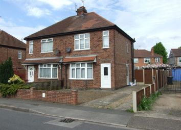 Thumbnail 3 bed semi-detached house to rent in Clarence Road, Beeston, Nottingham