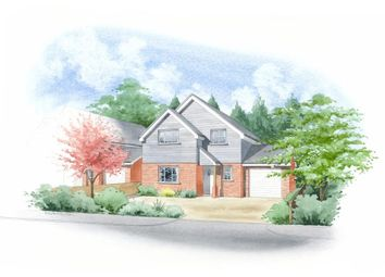 Thumbnail 4 bedroom detached house for sale in Old Bank, Prickwillow, Ely