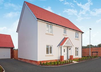 "Thumbnail 4 bed detached house for sale in ""The Clarence"" at Radwinter Road, Saffron Walden, Essex, Saffron Walden"