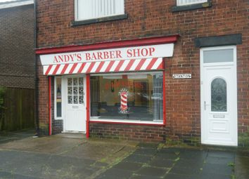 Thumbnail Retail premises for sale in Andy's Barbers, 13A Main Street South, Seghill