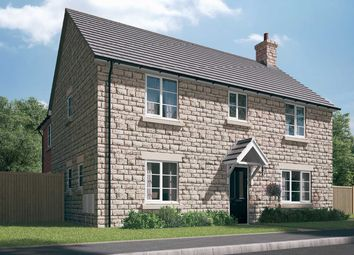 "Thumbnail 4 bed detached house for sale in ""The Kempthorne"" at Station Approach, Westbury"