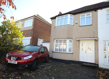 Thumbnail 3 bed semi-detached house for sale in Wyre Grove, Edgware, Middlesex