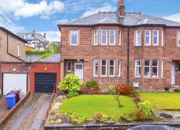 Thumbnail 3 bed semi-detached house for sale in 29 Stirling Drive, Burnside, Glasgow