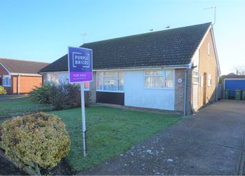 Thumbnail 2 bed bungalow for sale in Adie Road, New Romney