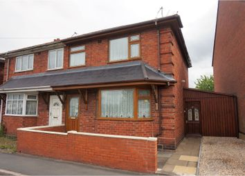 Thumbnail 3 bedroom semi-detached house for sale in Simms Lane, Dudley