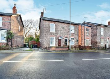 Thumbnail 2 bed terraced house to rent in Station Road, Handforth, Wilmslow
