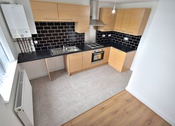 Thumbnail 1 bed flat to rent in Carters Green, West Bromwich