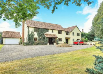 Thumbnail 4 bed country house for sale in The Street, Tibenham