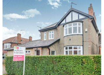 Thumbnail 4 bed detached house for sale in The Avenue, Haxby, York