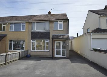 Thumbnail 3 bedroom semi-detached house for sale in Bradley Avenue, Winterbourne, Bristol