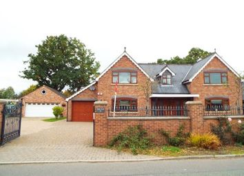 Thumbnail 4 bed detached house for sale in Pickmere Lane, Wincham, Cheshire