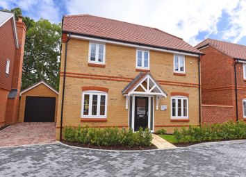 Thumbnail 4 bed detached house for sale in Nursery Gardens, Ash Green Lane West, Tongham