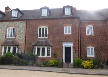 Thumbnail 3 bed end terrace house to rent in Churt Leat, Downton, Salisbury