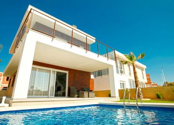 Thumbnail 3 bed villa for sale in Gran Alacant, La Marina, Alicante, Valencia, Spain