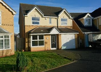 Thumbnail 4 bed property to rent in Cadgwith Gardens, Bilston