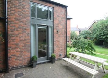 Thumbnail 1 bed detached house to rent in The Coach House, Wheeley's Road, Edgbaston