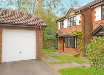 Thumbnail 3 bedroom detached house to rent in Norman Keep, Warfield
