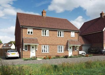 Thumbnail 3 bed semi-detached house for sale in Ambersey Green, Amberstone Road, East Sussex