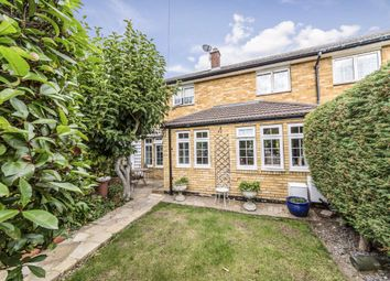 Thumbnail 3 bed terraced house for sale in Markhole Close, Hampton