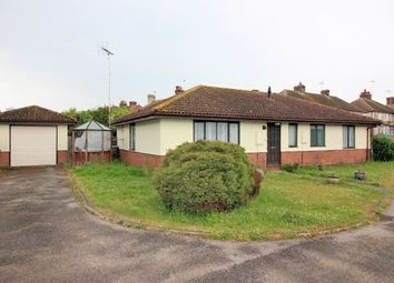 Thumbnail 3 bed detached bungalow for sale in Kings Road, Dovercourt, Harwich