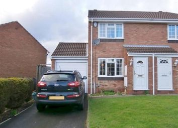 Thumbnail 2 bed semi-detached house to rent in Far Highfield, Sutton Coldfield