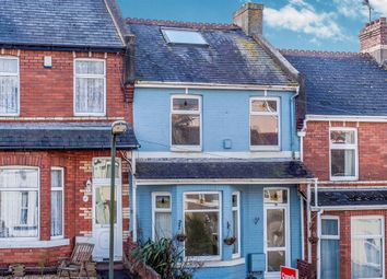 Thumbnail 4 bed terraced house for sale in Westbourne Road, Torquay