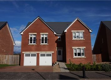 Thumbnail 5 bed detached house for sale in Blaeberry Drive, Inverkip