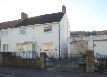 Thumbnail 3 bed end terrace house for sale in Brynglas, Gilwern, Abergavenny