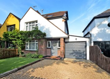 Thumbnail Semi-detached house for sale in Weston Green Road, Thames Ditton