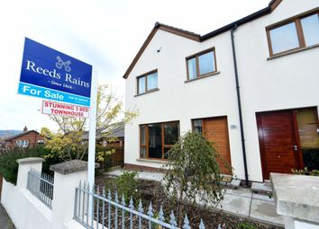 Thumbnail 3 bed semi-detached house for sale in Station Road, Sydenham, Belfast