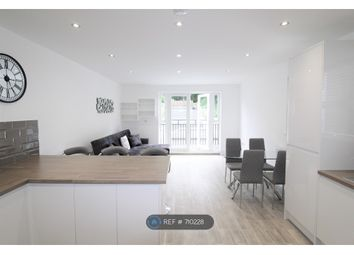 Thumbnail 2 bed flat to rent in Alexandra Park Road, London