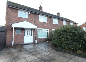 Thumbnail 3 bed property to rent in Hartsbourne Avenue, Liverpool