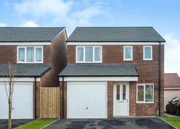 Thumbnail 3 bed detached house for sale in Alnwick Way, Amble, Morpeth, Northumberland