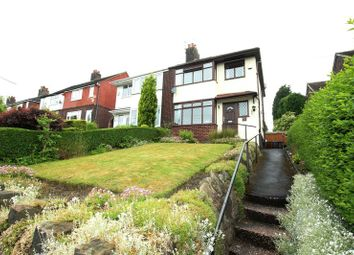Thumbnail 3 bed semi-detached house for sale in Newpool Road, Knypersley, Biddulph