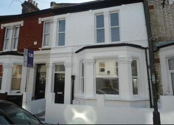 Thumbnail 4 bed terraced house to rent in Finborough Road, London, London