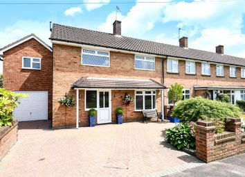 Thumbnail 4 bed semi-detached house for sale in Durrants Drive, Croxley Green, Rickmansworth, Hertfordshire