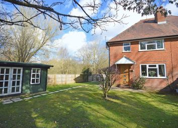 Thumbnail 3 bed semi-detached house for sale in Tilford Road, Churt, Farnham