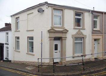 Thumbnail 3 bed end terrace house for sale in Cross Thomas Street, Merthyr Tydfil