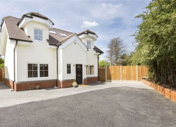 Thumbnail 3 bed detached house for sale in Brookdale Avenue, Upminster
