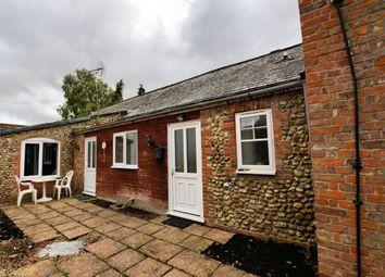 Thumbnail 1 bedroom cottage to rent in South Raynham, Fakenham