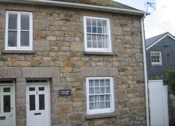 Thumbnail 2 bedroom terraced house to rent in North Street, Marazion
