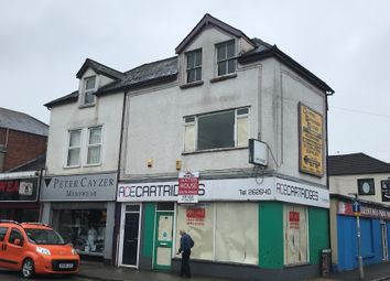 Thumbnail Commercial property for sale in 114 Chepstow Road, Newport, Newport