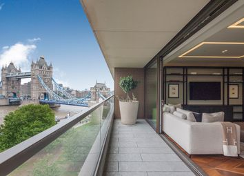 Thumbnail 4 bed flat for sale in Blenheim House, One Tower Bridge, London