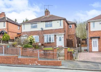 Thumbnail 3 bed semi-detached house for sale in Newcastle Street, Newcastle, Staffordshire, Staffs