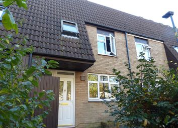 Thumbnail 3 bed terraced house for sale in Wheatdole, Orton Goldhay, Peterborough, Cambridgeshire.