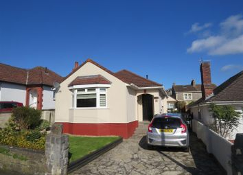Thumbnail 2 bed detached bungalow for sale in Farm Road, Weston-Super-Mare