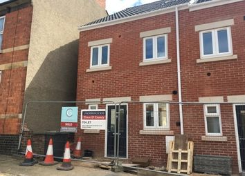 Thumbnail 3 bedroom property to rent in Melton Street, Kettering