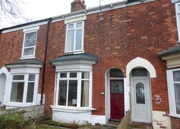 Thumbnail 2 bed terraced house for sale in West View, Grove Street, Hull